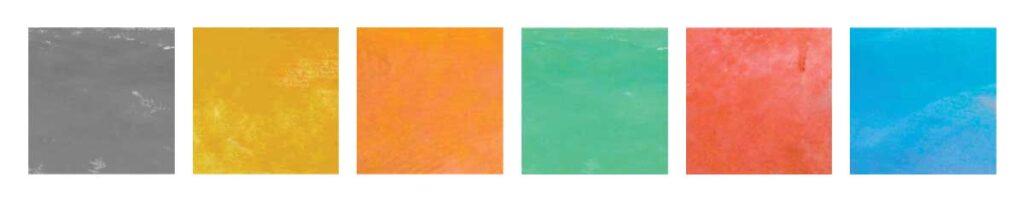 رنگ های بتن سخت صنعتی