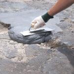 روش ترمیم بتن کف